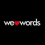 we love words