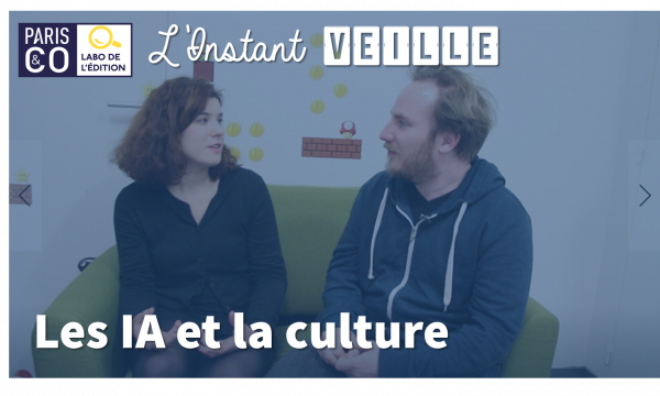 intelligence artificielle et culture