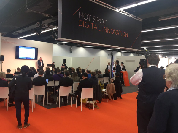 HOT SPOT DIGITAL INNOVATION FRANCFORT PARIS&CO LABO DE L'EDITION