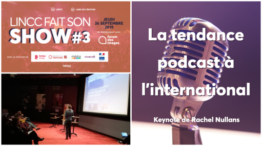 tendance podcast à l'international