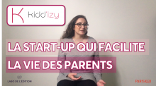 kiddizy la start-up qui facilite la vie des parents périnatalité maman